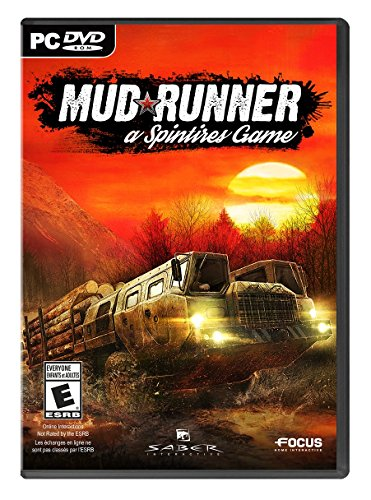Spintires: MudRunner 51rvW8FAopL