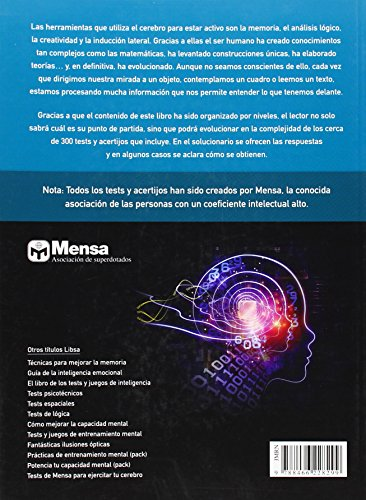 Tests de Mensa para Ejercitar tu Cerebro