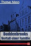 Buddenbrooks (German Edition)