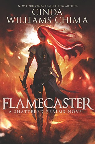 Flamecaster (Shattered Realms) por Cinda Williams Chima