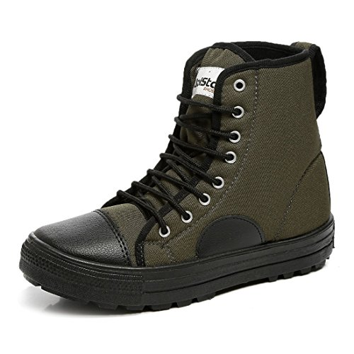 Unistar Jungle Boots; 1001-OliveGreen