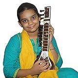 Hecho a mano fina artesanía india Instrumentos Musicales \