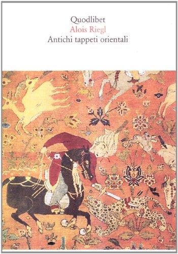 Antichi tappeti orientali