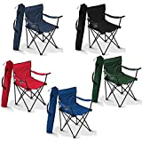 #10: Cpixen Folding Camping Chair Portable Fishing Beach Outdoor Chairs
