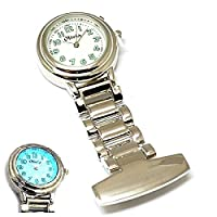 The Olivia Collection Nurses Fob Backlight Watch.x