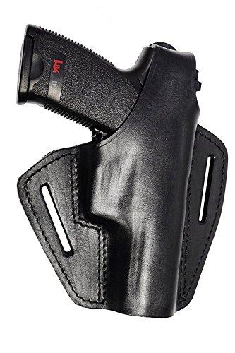 Leder Pistolenholster Gürtel Holster für S&W M&P9, M&P9L Pro Series M&P40
