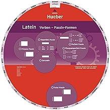 Latein Verben – Passiv-Formen: Wheel – Latein Verben – Passiv-Formen