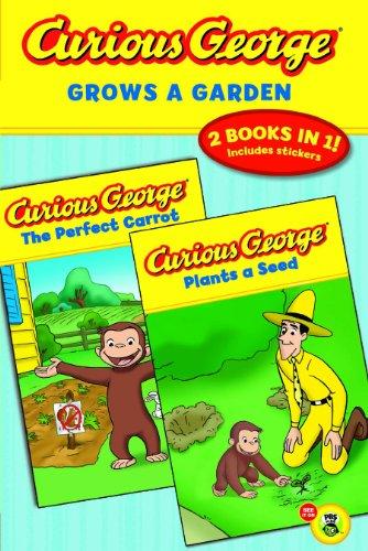 Curious George grows a garden