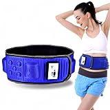 #8: Goank New Useful Electric Body Slimming Belt Heat Function Vibra Vibration Weight Loss Rejection Fat Massage Slimming Machine Slim