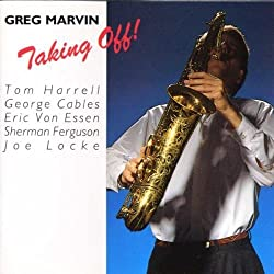 Taking Off! by T.HARRELL, G.CABLES G.MARVIN