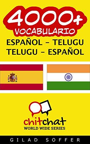 4000+ Español - Telugu Telugu - Español Vocabulario (ChitChat WorldWide)