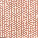 Stoff fryett' S Wachstuch–weißen Punkten–Boden