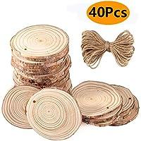 10mm Dicke Dekorationen Und Zum Basteln Baumscheiben Für