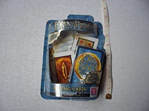 Lord Of The Rings The Return Of The King Playing Cards