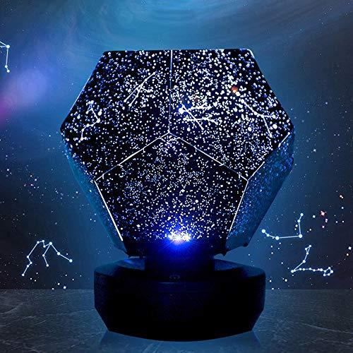 Planetarium Projektor Sternenhimmel Projektor 2 In 1 Sternenhimmel Projektionslampe Mit USB Kabel FürZuhause/Camping/Geschenke/Dekoration