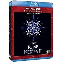 La Reine des neiges 2 3D + Blu-Ray 2D
