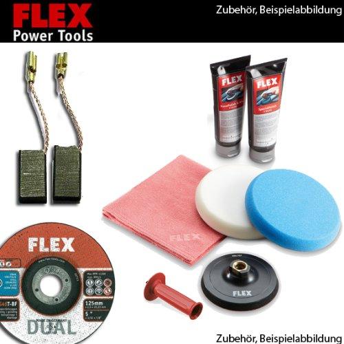 """Flex Schleifteller,Elast.-D175x5/8"""""""