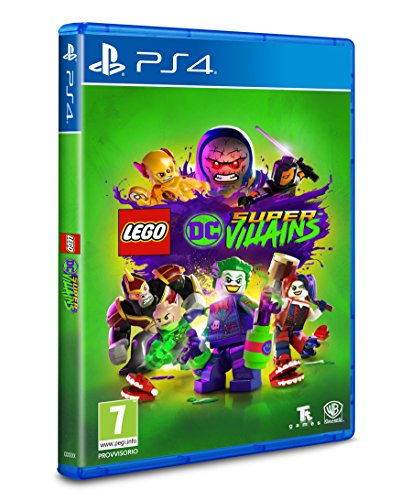 Lego DC Super Villains - PlayStation 4