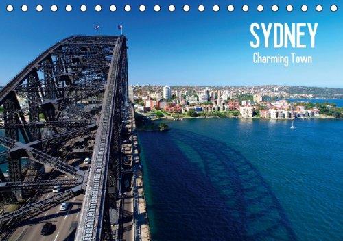 Sydney - Charming Town (FL - Version) (Tischkalender 2015 DIN A5 quer): Die bezaubernde australische Küstenstadt (Tischkalender, 14 Seiten)