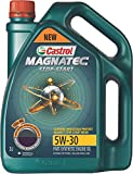 #8: Castrol 3383752 MAGNATEC Stop-Start 5W-30 Petrol Engine Oil (3 L)