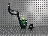 1 Minifigur Ninjago Böser Grüner Ninja,NEU