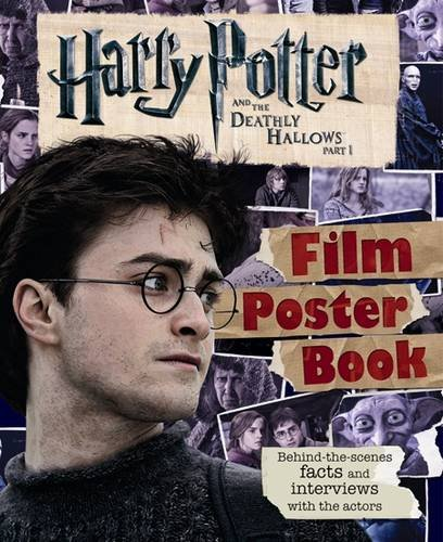 Click for larger image of Harry Potter and the Deathly Hallows Film Poster Book (Harry Potter 7 Film Tie in)