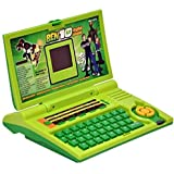 Farraige® New High Quality Educational English Learner Laptop With Mouse For Kids 20 Activities Mini Educational Laptop For Children English Learner Gaming Laptop For Kids Mini Laptop With Mouse For Kids & Children With 20 Fun Activites Enhanced S