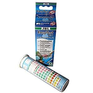 JBL Easy Test | 6 in 1 | pH - KG - GH - NO2 - NO3 - Cl | Aquarium Test Kit