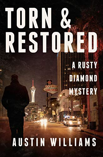 Torn & Restored (The Rusty Diamond Mysteries Book 3) (English Edition)