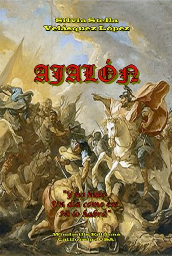 AJALÓN (Windmills Editions nº 230) por Silvia Stella Velásquez López