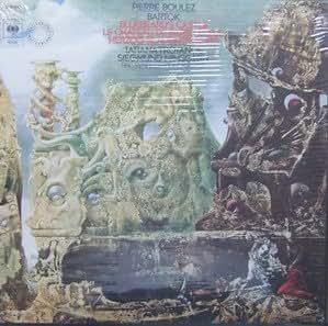 Bartok: Herzog Blaubarts Burg (Geamtaufnahme, ungarisch) [Vinyl Schallplatte] [1 LP Box-Set]