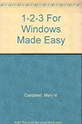 1-2-3 for Windows Made Easy