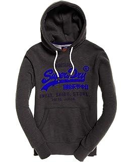 Superdry Vintage Authentic Hood Sweat Shirt À Capuche Sport