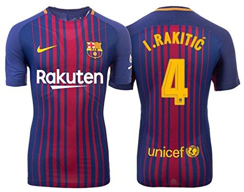 Trikot Kinder FC Barcelona 2017-2018 Home - Rakitic 4 (164) -