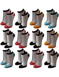 12 | 24 | 36 oder 48 Paar Damen Freizeit Sport Sneakers - Qualität von Lavazio
