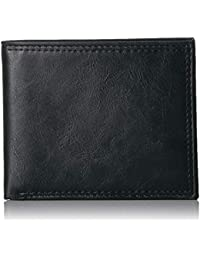 Amazon Essentials Men's RFID Passcase Bifold Wallet
