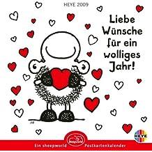 Sheepworld Postkartenkalender 2009