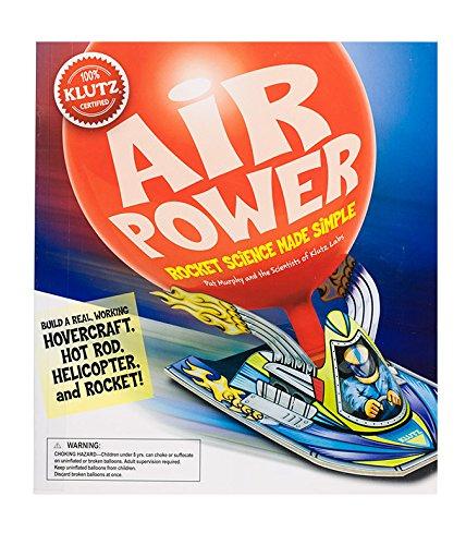Air Power (Klutz) por Pat Murphy