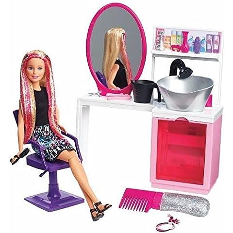 Barbie DTK05 - Barbie e il Salone del Colore - Sopra Giochi D'acqua