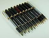 10 PCS Baoer 388 Stifte, 5 Stück, Füllfederhalter Und Tintenroller, 5 Stück)