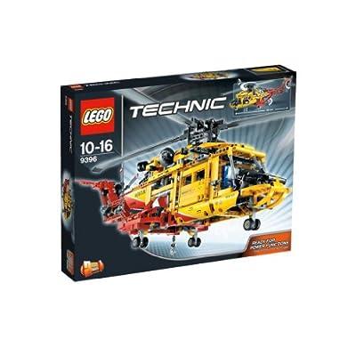 LEGO Technic 9396 - Helicóptero from LEGO