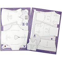 Vervaco–Kit para número 1Dress Your Doll Outfit Making Set