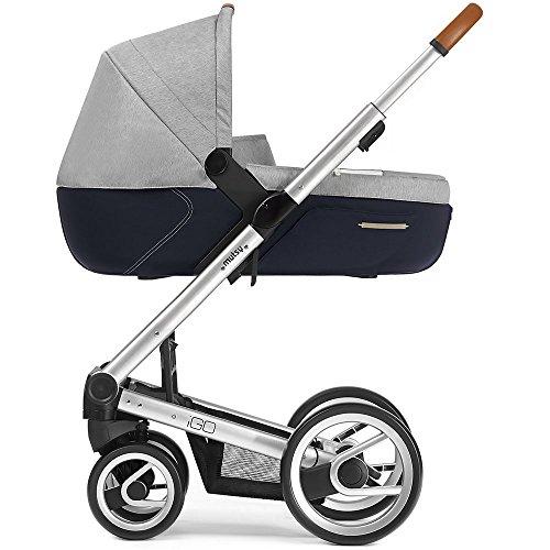 Mutsy Kinderwagen IGO - Pure fog / silver - Modell 2016