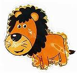 Kühlpad Wärmepad mehrfach Kompresse Kühlkissen Kinder wärmen kühlen Löwe