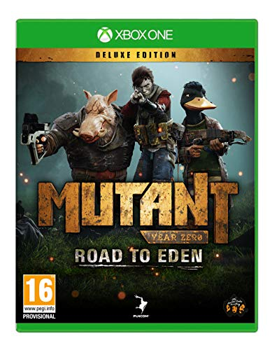 Mutant Year Zero: Road to Eden - Deluxe Edition Best Price and Cheapest