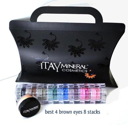 ITAY Beauty Maquillage Mineral Fond de Teint 8 Sticks \