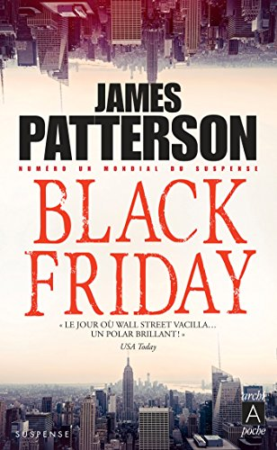 Black Friday par James Patterson