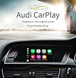 Audi Navigation Upgrade Audi CarPlay with Reversing Camera Interface for Audi B8/B8.5 A4 A5 Q5 2007-2015 for Concert Symphony Stereo GPS Latest Technology