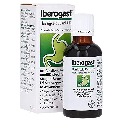 Iberogast Lösung bei Magen-Darm-Beschwerden, 50 ml Lösung