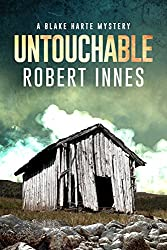 Untouchable (The Blake Harte Mysteries Book 1)